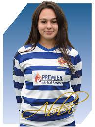 Abigail Thompson   Chester le Street Town FC