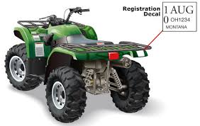 Registration For Montana Residents Mt Offroad Ed Com