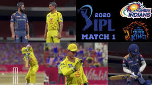 MI vs CSK - IPL 2020 Match 1 Highlights ...