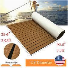boat decking sheet easy installation
