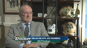 One-on-one with Notre Dame Athletic Director Jack Swarbrick