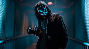 purge led mask photogr 4k 8k hd