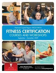 fitness certification ymcaywca ca