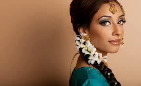 bridal makeup hairstyles indian 2020