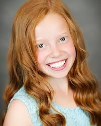 Abby Hansen represented by McCarty Talent Agency