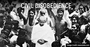Civil Disobedience Movement   My India