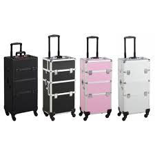 makeup artist train case cosmetic case