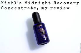 kiehl s midnight recovery concentrate