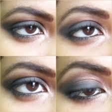 mila kunis smokey eye makeup step by