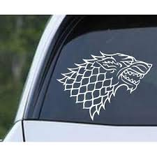 Best Game Of Thrones Decal Products On Wanelo