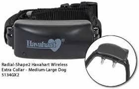 Amazon Com Havahart Wireless 5134gx2 Radial Shape2 Wireless Fence Extra Collar Wireless Pet Fence Products Pet Supplies