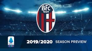 2019/2020 Season: Spotting talents at FC Bologna - SciSports