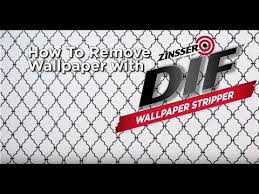 removing wallpaper is simple with dif