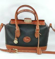 bourke all weather leather doctor bag