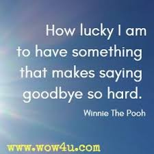 goodbye quotes inspirational words of wisdom