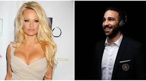 Pamela Anderson's friends angry as she gets back with Adil Rami - AS.com