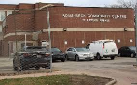 Adam Beck Community Centre - City of Toronto