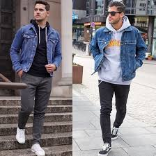 How To Wear A Denim Jacket With Style | Well Built Style