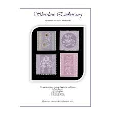 Shadow Embossing - Adele Miller - Parchment Down Under