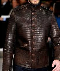 expensive leather coats for men louis