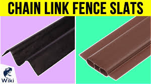 6 Best Chain Link Fence Slats 2019 Youtube