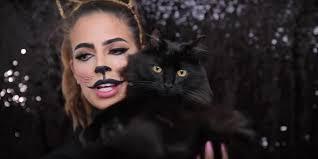 halloween cat makeup tutorial will have