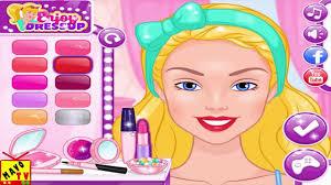 barbie makeup artist by mavotv you
