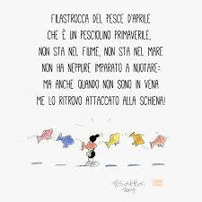 Filastrocca del pesce d'aprile - Illustrazione Le formiche di ...