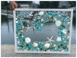 diy sea glass windows home car