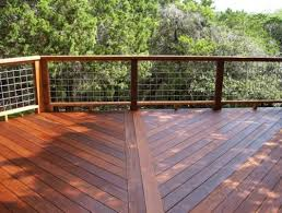 Hog Wire Deck Railing Wild Rustic San Diego Jw Lumber Lowe S Build A Home Elements And Style Panels Ideas Cool Designs Cattle Panel Cable Crismatec Com