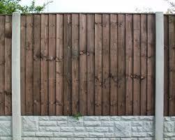 Heavy Duty Vertilap Fence Panels Bentinck Fencing