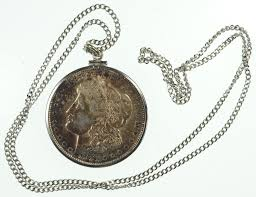 very cool us coin necklace 1921