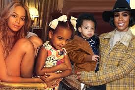 Beyonce and Kelly Rowland's children are already BFFs as Titan and Blue Ivy  act 'like cousins' - Mirror Online