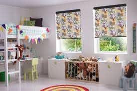 Style Studio Zootime Kids Roller Blinds Roller Blinds Children S Blinds Patterned Window Blind Kids Bedroom Inspiration Bedroom Blinds Bedroom Window Design
