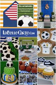 Ideas Para Decorar Un Cumpleanos De Futbol Novocom Top