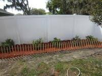 Greenes 15 Ft X 2 Ft Cedar Cedar Spaced Picket Garden Woven Wire Rolled Fencing Lowes Com In 2020 Rolled Fencing Garden Fence Panels Cedar Fence