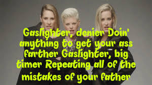 Dixie Chicks - Gaslighter (lyrics ...