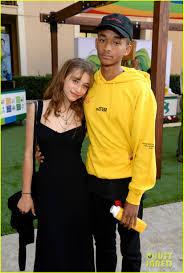Jaden Smith Attends Environmental Media Awards with Girlfriend ...