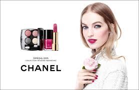 chanel spring 2016 makeup