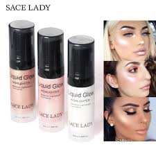 sace lady face glow highlighter cream