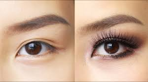 eye makeup for hooded or asian eyes