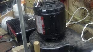homemade electric heater furnace