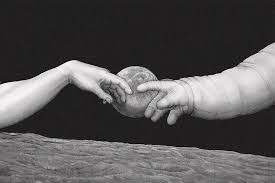 The Touch of Apollo Drawing by Priscilla Thomas