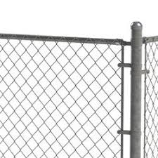 From Fence Post To Fence Post Or Mesh And Gate Frames The Same Chain Link Fence Tension Band 3 1 2 Tension Band For Connecting To A Tension Bar To Tighten The Chain