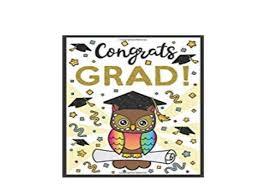 p d f ^^ congrats grad happy graduation coloring book w