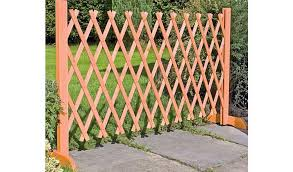 Buy Wooden Expanding Fencing Garden Fencing And Trellis Argos