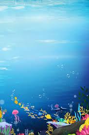 الأزرق تحت الماء سمكة كبيرة خلفية H5 أزرق قاع البحر العالمية