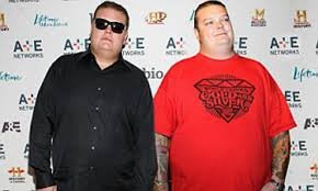 Las Vegas pawn star Corey Harrison's staggering 115lb weight loss ...