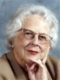Obituary of Dilys Jacqueline Ada Robinson | McInnis & Holloway Fune...