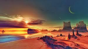 صور خلفيات جميلة خلفية من شروق و غروب الشمس جميلة عالم ستات